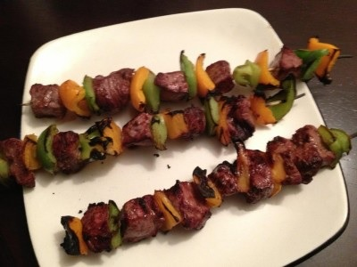Ip recipe marinated filet mignon with grilled peppers - Best marinade for filet mignon on grill ...