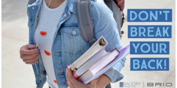 How To Conquer the School Backpack Problem