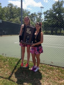 2014 Sacred Heart Tennis State Champions