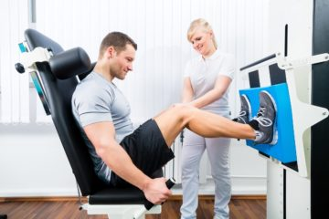 Sports Rehab (Return to Sport)