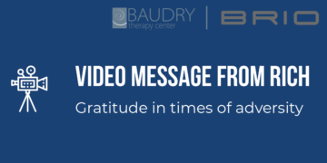 Gratitude in Times of Uncertainty