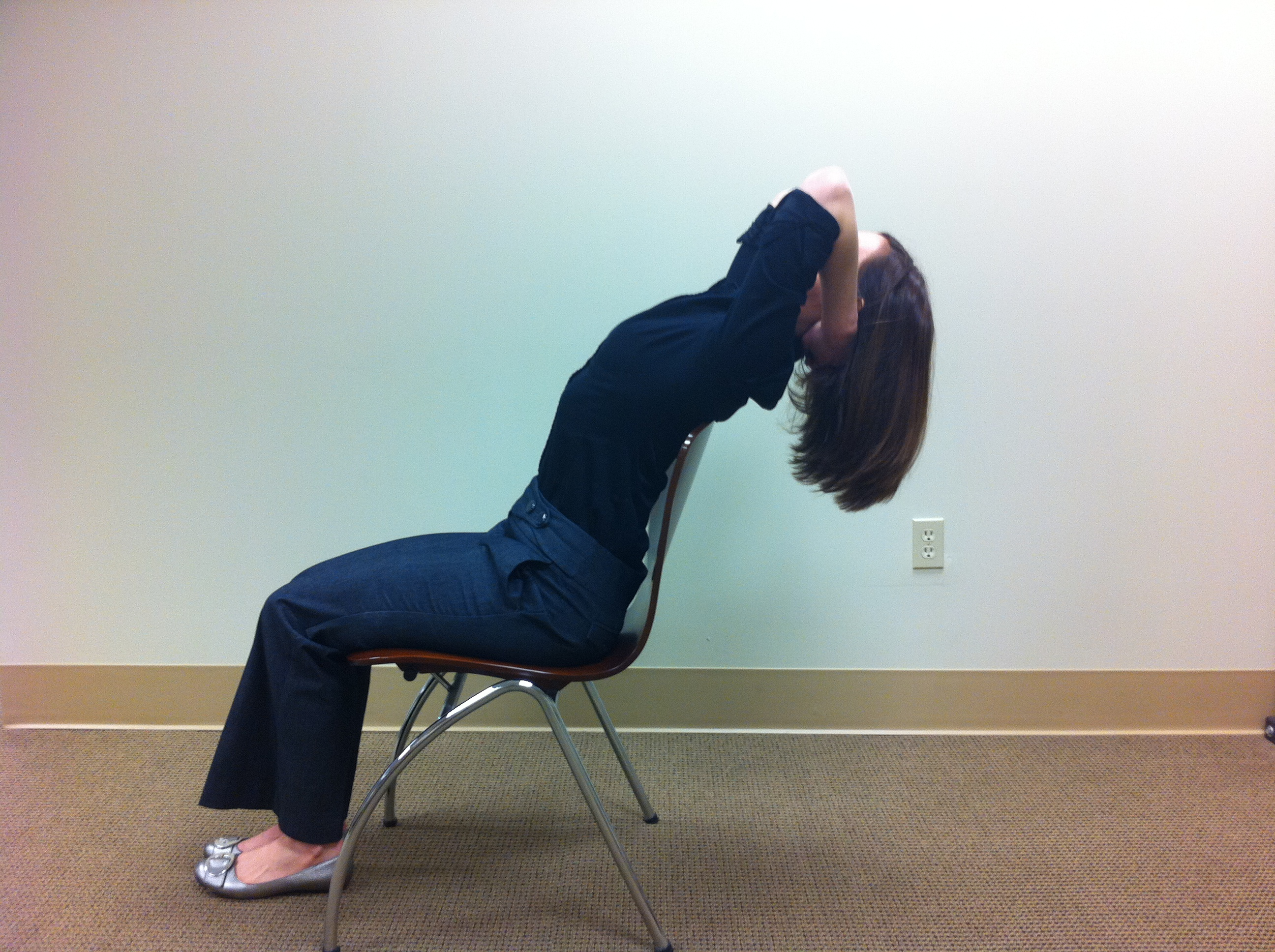 exercises at work