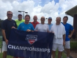 Metairie CC Tri-Level State Tennis Champions