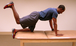 hip exenders exercise to strengthen muscles - baudry therapy