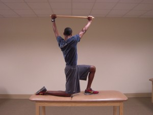 hip flexor with rotation