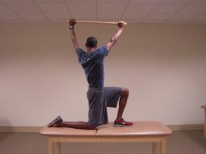 hip flexor with rotation