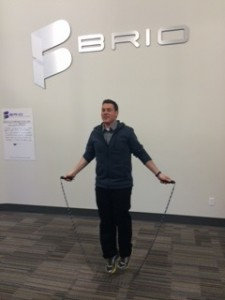 Brio fitness challenge for March