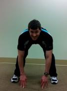 Running Exercise -low skater 1