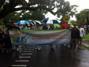 Louisiana Walks for Parkinson's