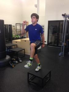 SportFIT Success Story: Brandon Beck