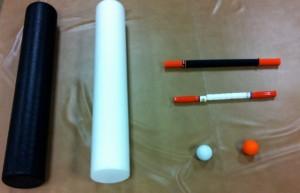 Eqipment for self-soft tissue work
