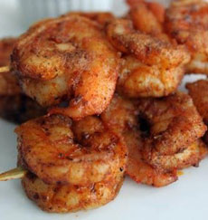 healthy-eating-new-orleans-recipe-BBQ-spicy-shrimp