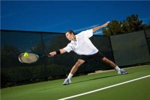 tennisstretching