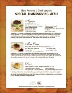 thanksgiving menu thumbnail